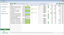 uTorrent screen1