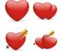 Valentine Love Icons : des icônes pour les amoureux !