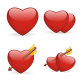 Valentine Love Icons screen