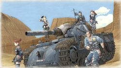 Valkyria Chronicles   1