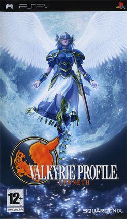 Valkyrie Profile : Lenneth   Pochette PAL