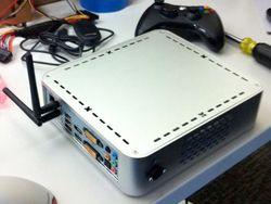 Valve Steam Box