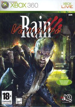 Vampire rain jaquette