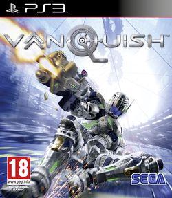 Vanquish - pochette