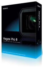 Vegas pro 8 logo sony