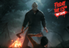 Friday the 13th : incarnez le tueur en série Jason en vidéo de gameplay