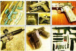 vente armes instagram 2
