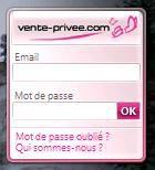 Gadget vente-privee.com