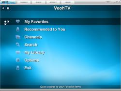 VeohTV screen2