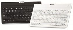 Verbatim Ultra-Slim Bluetooth Wireless Keyboard - 1