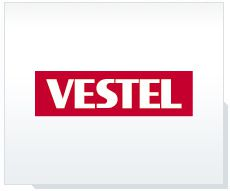 Vestel - logo