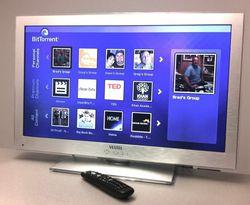 Vestel - televiseur BitTorrent