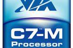 VIA processeur C7-M