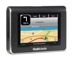 ViaMichelin Navigation X 970T