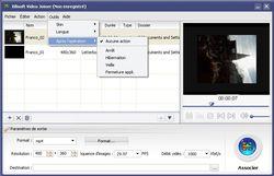 Vidéo Editeur  screen 1