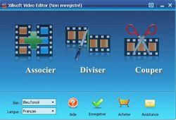 Vidéo Editeur screen 2
