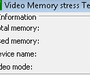 Video Memory Stress Test : tester la résistance de sa carte graphique