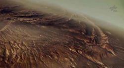 vidéo surface Mars