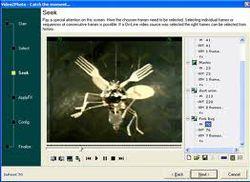 Video2Photo screen 1