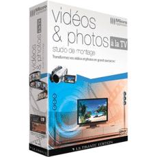 Vidéos et Photos à la TV boite
