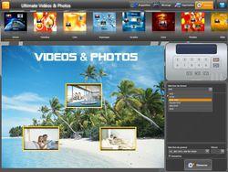 Vidéos et Photos à la TV  screen 1