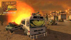 Vigilante 8 Arcade   Image 1