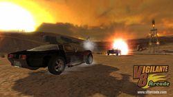 Vigilante 8 Arcade   Image 5