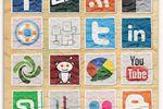 Vintage Icons Set For Bloggers : des icônes pour votre blog ou votre site web
