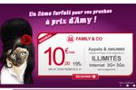 Virgin Mobile offre family & co
