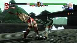 Virtua fighter 5 xbox 360 4