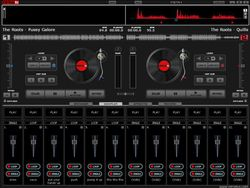 Virtual Dj screen1
