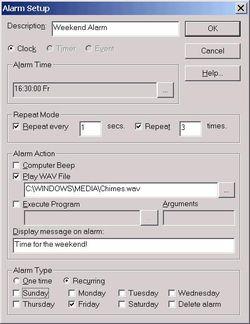 Virtual Stopwatch Pro screen 1