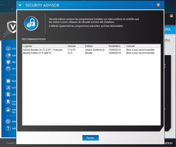 viruskeeper 2015 security advisor