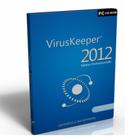 VirusKeeper 2012 : une protection antivirus et antispyware efficace