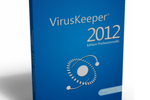 VirusKeeper 2012 : une protection antivirus et antispyware efficace