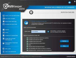 viruskeeper2014 bouclier