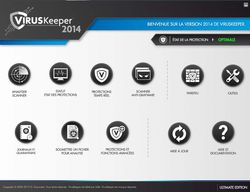 viruskeeper2014 menu