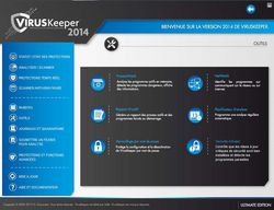 viruskeeper2014 outils