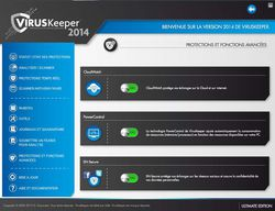 viruskeeper2014 protections avancées