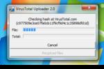 VirusTotal Uploader : sécuriser ses fichiers avec un multi-scanner !