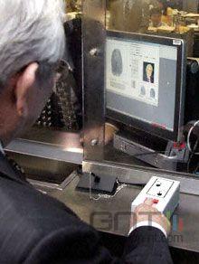 Visas biometriques