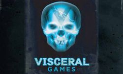 Visceral Games - logo