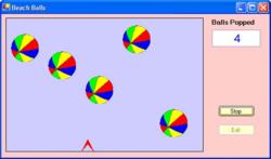 Visual Basic for Kids screen 2