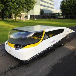 voiture solaire stella