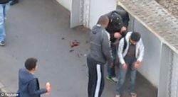 Vol PSP agression Londres