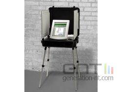 Voting machine small