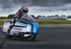 Une moto électrique refroidit au gaz carbonique pour atteindre les 330 km/h