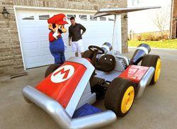 Vrai kart Mario Kart - 1