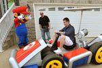 Vrai kart Mario Kart - 2
