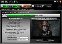 VSO Blu-ray to DVD Converter screen 1